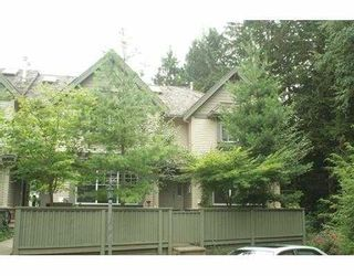 """Photo 1: 17 3300 PLATEAU Boulevard in Coquitlam: Westwood Plateau Townhouse for sale in """"BOULEVARD GREEN"""" : MLS®# V653196"""