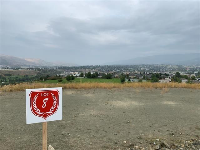 Main Photo: #Lot 8 965 Mt. Griffin Road, in Vernon: Vacant Land for sale : MLS®# 10215239
