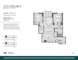 """Photo 19: 301 3596 W 28TH Avenue in Vancouver: Dunbar Condo for sale in """"LEGACY DUNBAR"""" (Vancouver West)  : MLS®# R2585337"""
