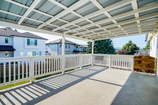 Photo 23: 3401 JUNIPER Crescent in Abbotsford: Abbotsford East House for sale : MLS®# R2604754