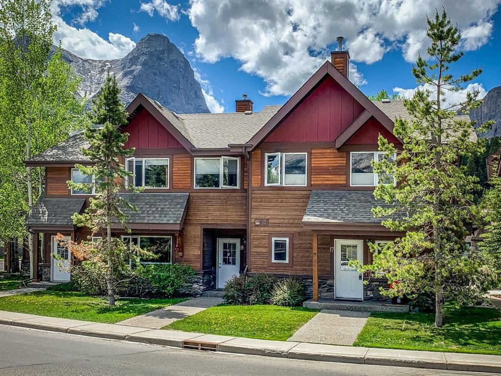 Main Photo: 17 100 Rundle Drive: Canmore Row/Townhouse for sale : MLS®# A1115645