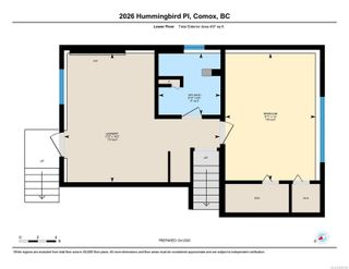 Photo 13: 2026 Hummingbird Pl in : CV Comox (Town of) House for sale (Comox Valley)  : MLS®# 858108