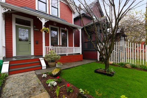 Main Photo: 618 UNION STREET in : Strathcona House for sale : MLS®# R2254558