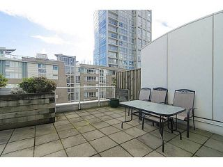 """Photo 17: THB 1207 MARINASIDE Crescent in Vancouver: Yaletown Townhouse for sale in """"The Peninsula"""" (Vancouver West)  : MLS®# V1046022"""