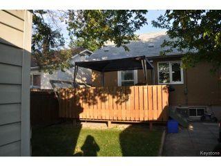 Photo 19: 1660 Arlington Street in WINNIPEG: North End Residential for sale (North West Winnipeg)  : MLS®# 1318907