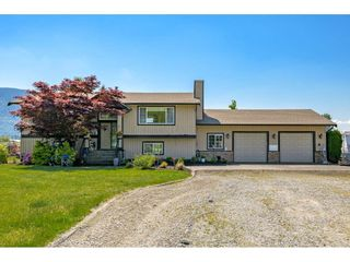 Photo 1: 41706 KEITH WILSON Road in Chilliwack: Greendale Chilliwack House for sale (Sardis)  : MLS®# R2581052