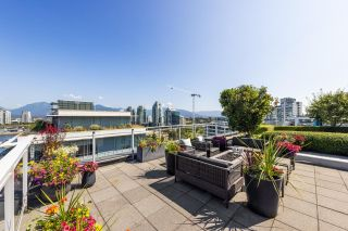 """Photo 5: 1201 1661 ONTARIO Street in Vancouver: False Creek Condo for sale in """"SAILS"""" (Vancouver West)  : MLS®# R2605622"""