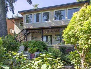 Photo 1: 1785 VIEW Street in PORT MOODY: Port Moody Centre House for sale (Port Moody)  : MLS®# R2000499