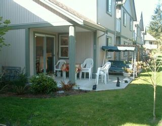 """Photo 2: 49 735 PARK RD in Gibsons: Gibsons & Area Townhouse for sale in """"sherwood grove"""" (Sunshine Coast)  : MLS®# V588554"""