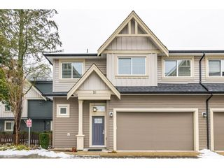 """Photo 1: 10 6033 WILLIAMS Road in Richmond: Woodwards Townhouse for sale in """"WOODWARDS POINTE"""" : MLS®# R2539301"""