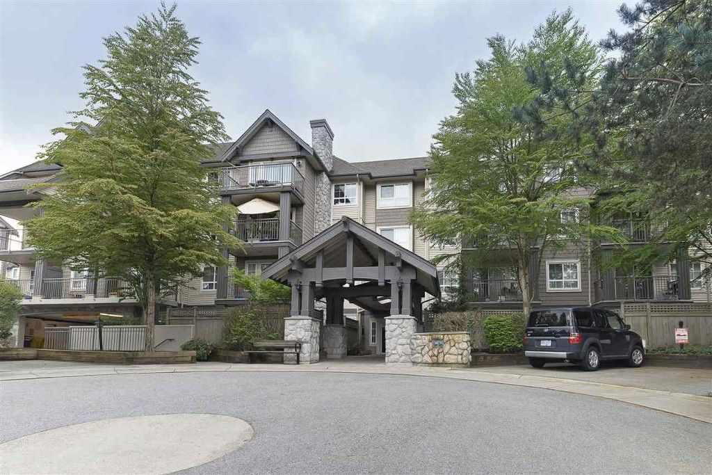 """Main Photo: 111 3388 MORREY Court in Burnaby: Sullivan Heights Condo for sale in """"STRATHMORE LANE"""" (Burnaby North)  : MLS®# R2174438"""