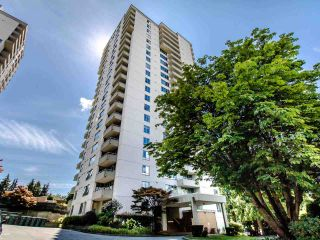 """Photo 1: 505 4160 SARDIS Street in Burnaby: Central Park BS Condo for sale in """"Central Park Place"""" (Burnaby South)  : MLS®# R2485089"""