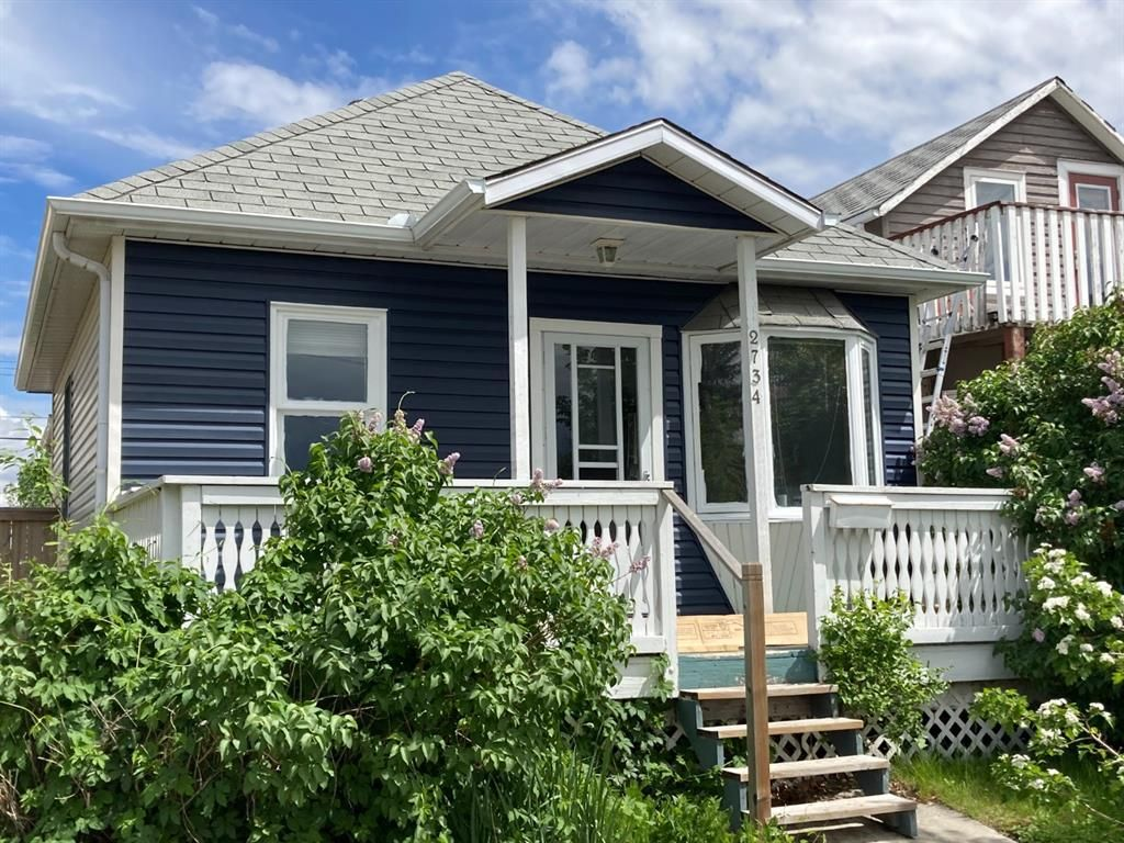 Main Photo: 2734 17 Street SE in Calgary: Inglewood Detached for sale : MLS®# A1092880