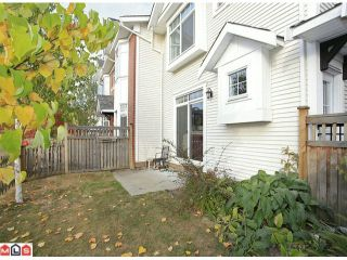 Photo 9: 117 19551 66 Avenue in : Clayton Townhouse for sale (Cloverdale)  : MLS®# F1225208