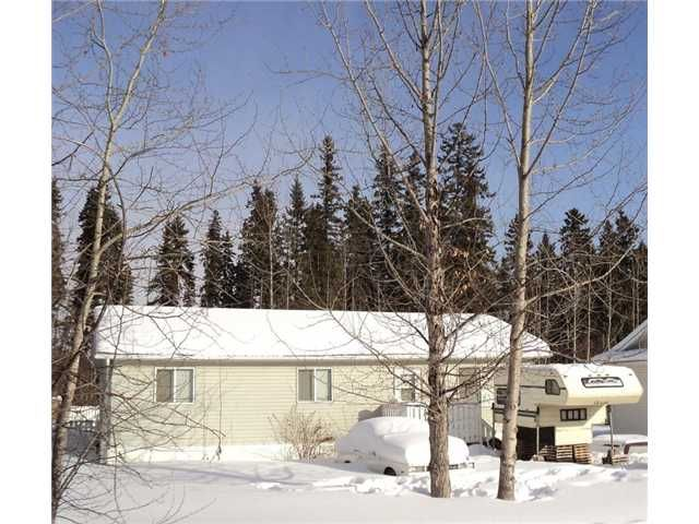 """Main Photo: 4732 GAIRDNER in Fort Nelson: Fort Nelson -Town Manufactured Home for sale in """"GAIRDNER SUB"""" (Fort Nelson (Zone 64))  : MLS®# N207650"""