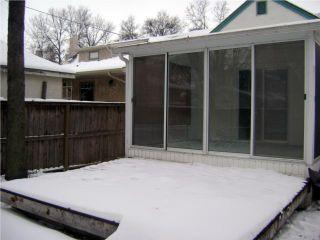 Photo 9:  in WINNIPEG: St Boniface Residential for sale (South East Winnipeg)  : MLS®# 1000052