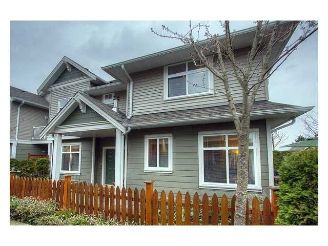 "Main Photo: 20 6300 LONDON Road in Richmond: Steveston South Townhouse for sale in ""MCKINNEY CROSSING"" : MLS®# V882826"