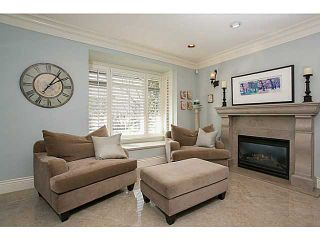 """Photo 6: 3745 OXFORD Street in Burnaby: Vancouver Heights House for sale in """"THE HEIGHTS"""" (Burnaby North)  : MLS®# V1016076"""