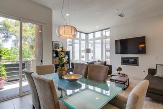 Photo 15: HILLCREST Townhouse for sale : 3 bedrooms : 160 W W Robinson Ave in San Diego