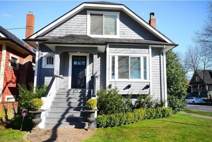 Main Photo: 3292 LAUREL STREET in Vancouver: Cambie House for sale (Vancouver West)  : MLS®# R2543728