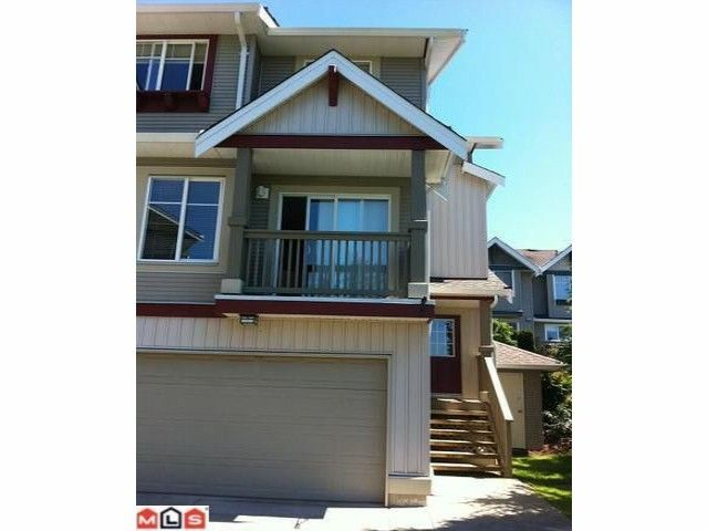 """Main Photo: 42 6651 203RD Street in Langley: Willoughby Heights Townhouse for sale in """"SUNSCAPE"""" : MLS®# F1201398"""