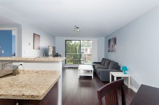 """Photo 2: 222 3921 CARRIGAN Court in Burnaby: Government Road Condo for sale in """"LOUGHEED ESTATES"""" (Burnaby North)  : MLS®# R2323180"""