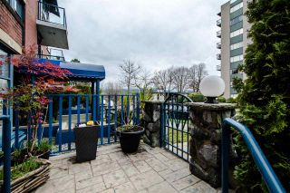 """Photo 41: 102 1725 BALSAM Street in Vancouver: Kitsilano Condo for sale in """"BALSAM HOUSE"""" (Vancouver West)  : MLS®# R2031325"""