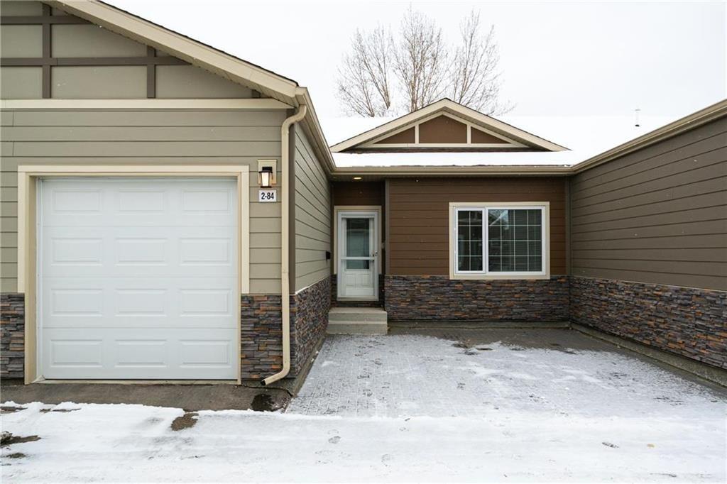 Main Photo: 2 84 Sandrington Drive in Winnipeg: Condominium for sale (2E)  : MLS®# 202101636