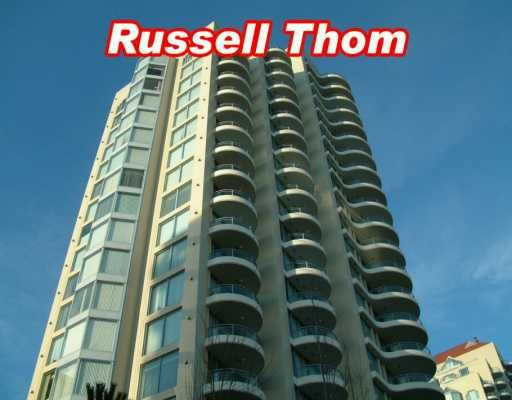 "Main Photo: 1503 739 PRINCESS ST in New Westminster: Uptown NW Condo for sale in ""BERKLEY PLACE"" : MLS®# V579356"
