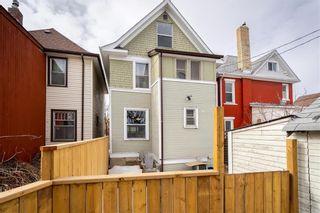 Photo 39: 531 Telfer Street in Winnipeg: Wolseley Residential for sale (5B)  : MLS®# 202103916