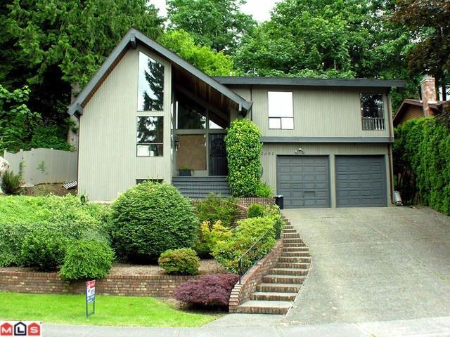 Main Photo: 2680 Marble Hill Drive in Abbotsford: Abbotsford East House for sale : MLS®# F1017569
