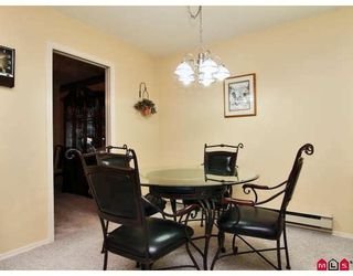 """Photo 5: 105 1450 MCCALLUM Road in Abbotsford: Poplar Townhouse for sale in """"CROWN POINT"""" : MLS®# F2833694"""