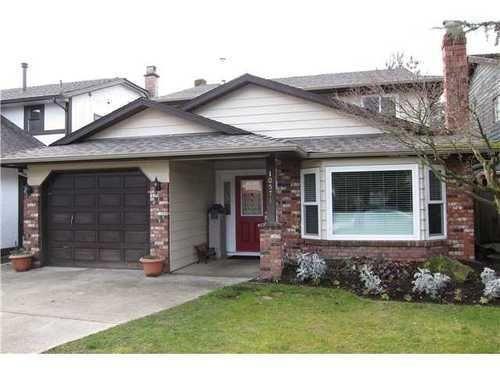 Main Photo: 10571 GAUNT Court in Richmond: Steveston North Home for sale ()  : MLS®# V932637