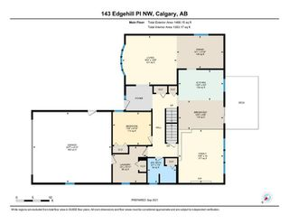 Photo 24: 143 Edgehill Place NW in Calgary: Edgemont Detached for sale : MLS®# A1143804