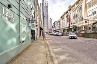 """Photo 21: 204 1230 HAMILTON Street in Vancouver: Yaletown Condo for sale in """"THE COOPERAGE"""" (Vancouver West)  : MLS®# R2549610"""