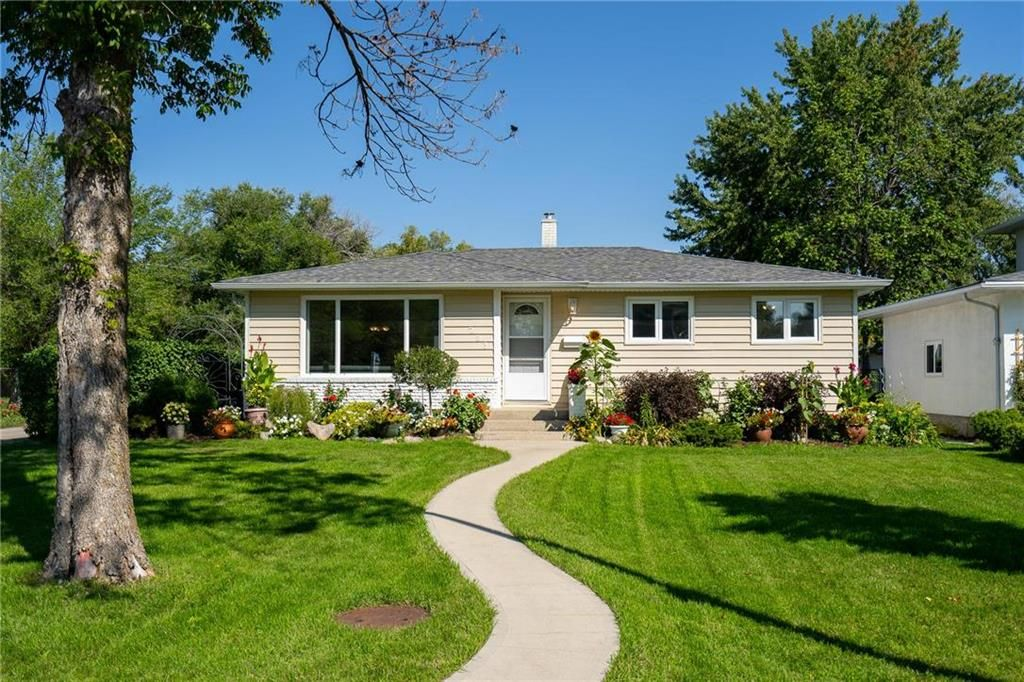 Main Photo: 283 Sansome Avenue in Winnipeg: Residential for sale (5G)  : MLS®# 202121766