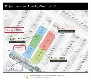 Main Photo: 5039 PAYNE Street in Vancouver: Collingwood VE Land for sale (Vancouver East)  : MLS®# R2538664