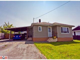 "Photo 1: 12656 113TH Avenue in Surrey: Bridgeview House for sale in ""Bridgeview"" (North Surrey)  : MLS®# F1217803"