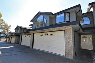 Photo 1: 26 22488 116 Avenue in Maple Ridge: East Central Townhouse for sale : MLS®# R2415066
