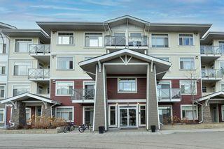 Photo 1: 211 28 Auburn Bay Link SE in Calgary: Auburn Bay Apartment for sale : MLS®# A1076356