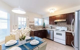 """Photo 3: 8 8751 BENNETT Road in Richmond: Brighouse South Townhouse for sale in """"BENNET COURT"""" : MLS®# R2207228"""