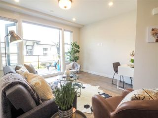 """Photo 8: 60 1188 MAIN Street in Squamish: Downtown SQ Townhouse for sale in """"Soleil at Coastal Village"""" : MLS®# R2467472"""
