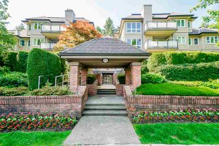 """Photo 1: 107 3950 LINWOOD Street in Burnaby: Burnaby Hospital Condo for sale in """"Cascade Village"""" (Burnaby South)  : MLS®# R2470039"""