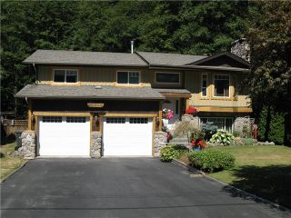 Photo 1: 38245 MYRTLEWOOD Crescent in Squamish: Valleycliffe House for sale : MLS®# V1019969
