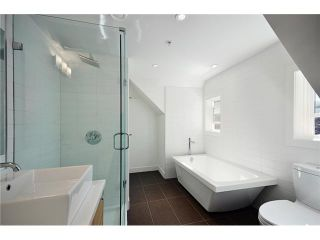 """Photo 7: 1556 COMOX Street in Vancouver: West End VW Townhouse for sale in """"C & C"""" (Vancouver West)  : MLS®# V908911"""