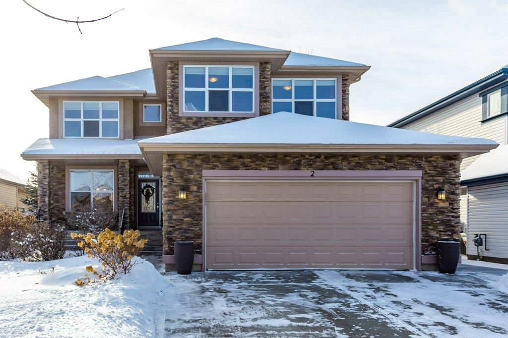Main Photo: 2 Embassy Place: St. Albert House for sale : MLS®# E4228526