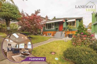 Photo 1: 23 E 38TH Avenue in Vancouver: Main House for sale (Vancouver East)  : MLS®# R2539453