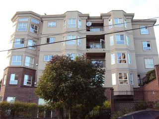 """Photo 2: 107 202 MOWAT Street in New Westminster: Uptown NW Condo for sale in """"SAUSALITO"""" : MLS®# V850275"""