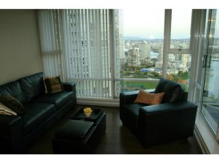 Photo 2: 2901 455 Beach Crescent in Vancouver: Yaletown Condo  (Vancouver West)  : MLS®# V1058774