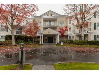 "Photo 1: 305 16085 83 Avenue in Surrey: Fleetwood Tynehead Condo for sale in ""Fairfield House"" : MLS®# R2220856"